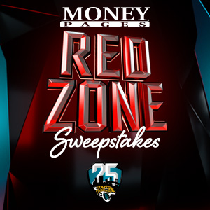 Money Pages Red Zone Sweepstakes