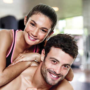 Win a FREE 1 Year Membership from Anytime Fitness