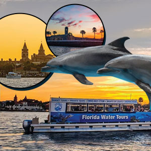 Win a Boat Tour for 4 People