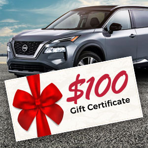 Win a $100 Gift Certificate